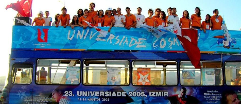 Universiade 2005 – Izmir International University Olympics