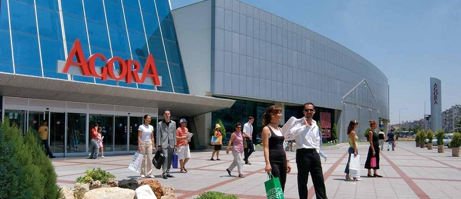 Agora Shopping Mall, Balcova – Izmir
