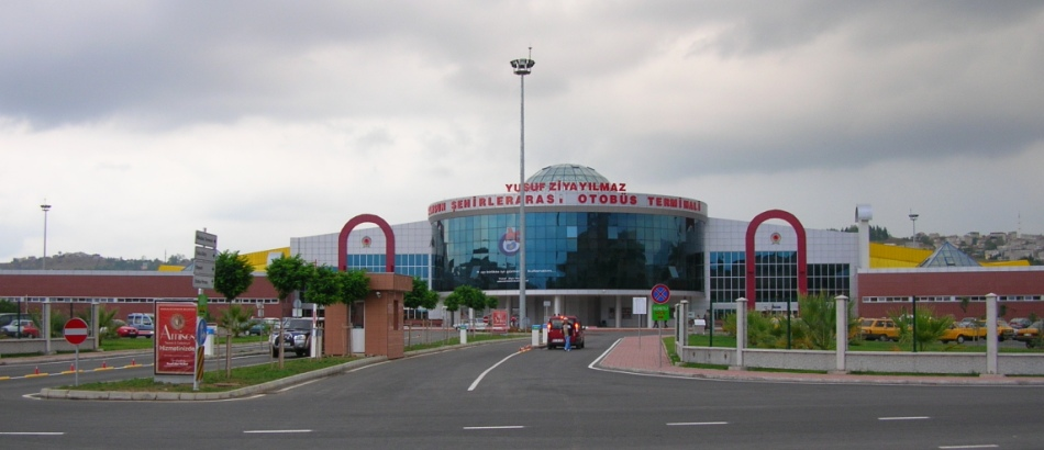 Samsun New Bus Terminal Buildings