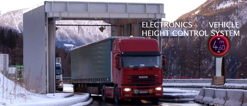 ELECTRONIC VEHICLE HEIGHT CONTROL SYSTEM